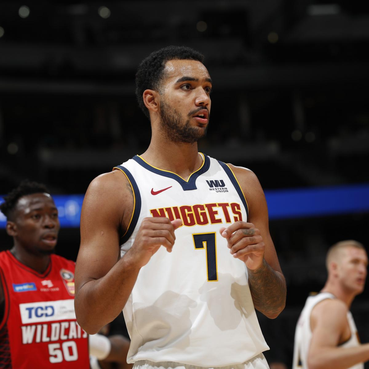 Report: Trey Lyles Gets Qualifying Contract Offer From