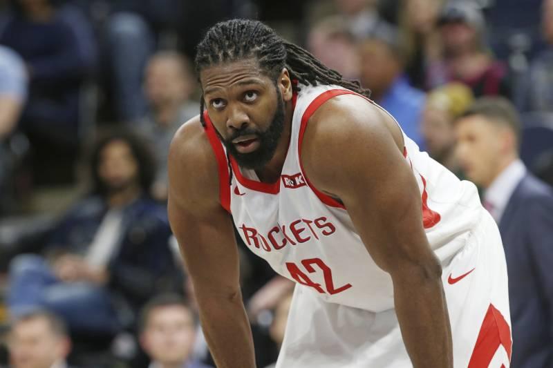Risultati immagini per NENE, Houston Rockets