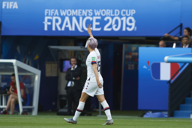 Women's World Cup 2019: Full Quarterfinal Results, Semifinal Bracket Predictions