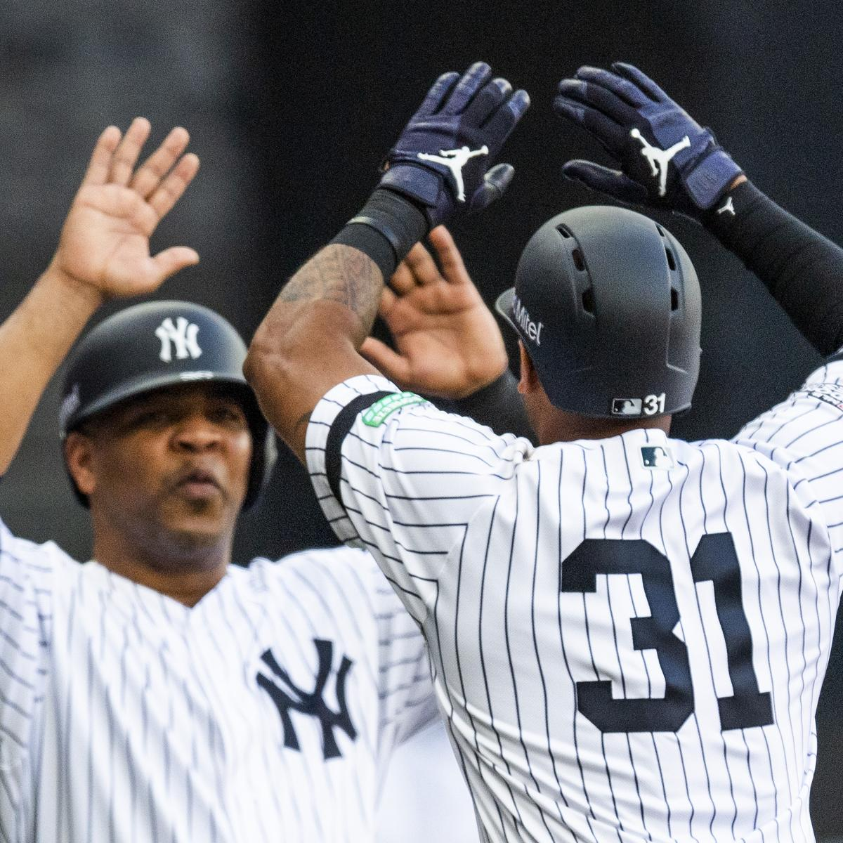 Yankees Vs. Red Sox: Stats, Top Highlights From MLB's 1st
