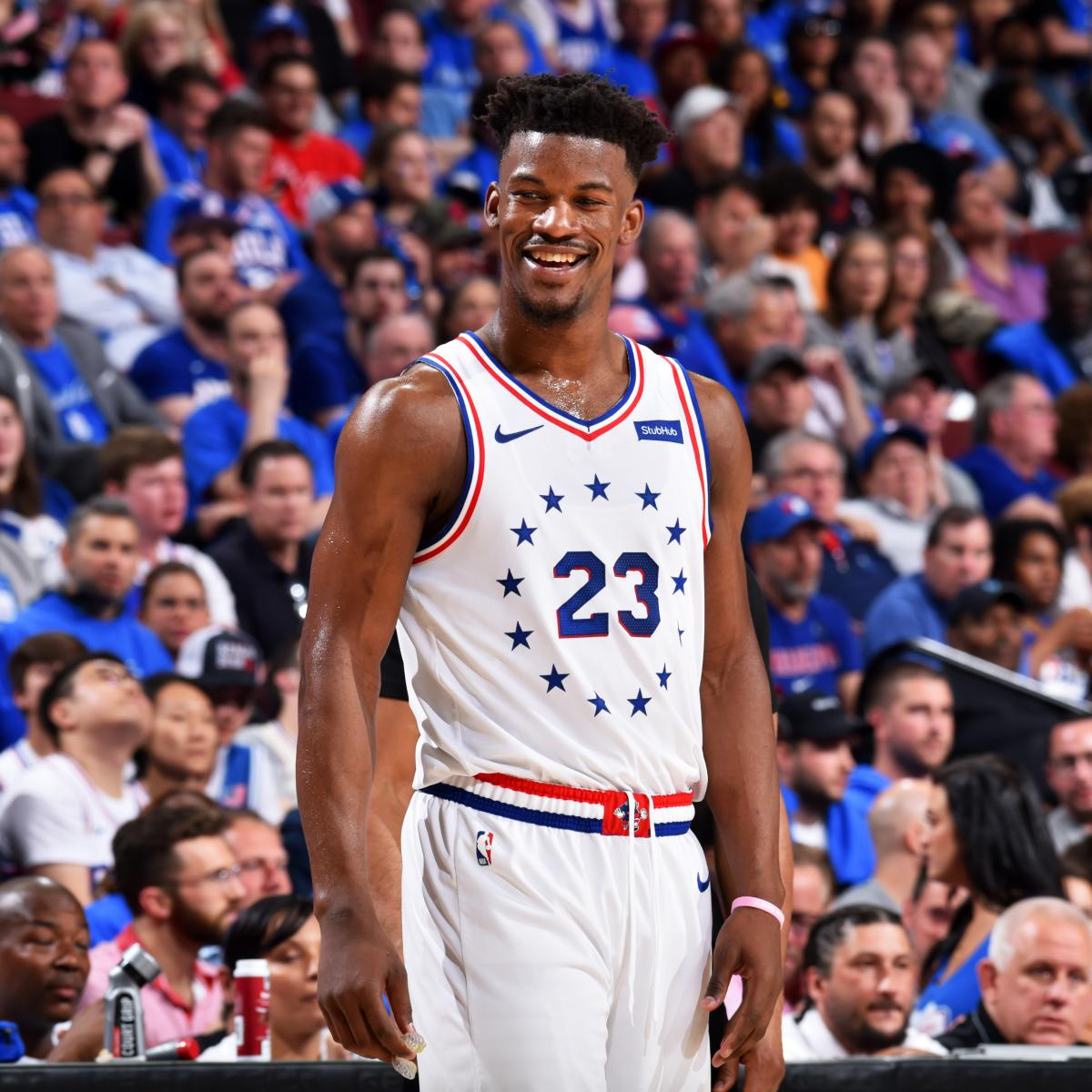 Houston Rockets News Trade: Jimmy Butler Rumors: Star Plans To Meet With 76ers 'Soon