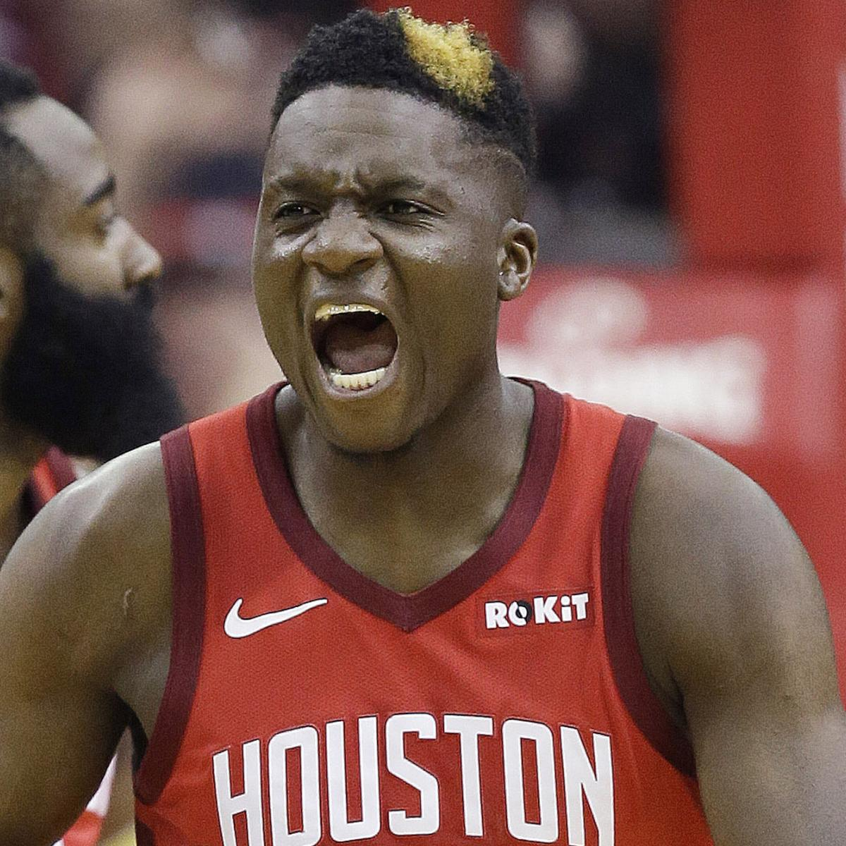 Houston Rockets News Trade: Clint Capela Trade Rumors: Kings Linked To Deal If Jimmy
