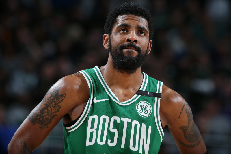 Woj: Celtics Considering Kyrie Irving, Kemba Walker, Terry Rozier Sign-and-Trade