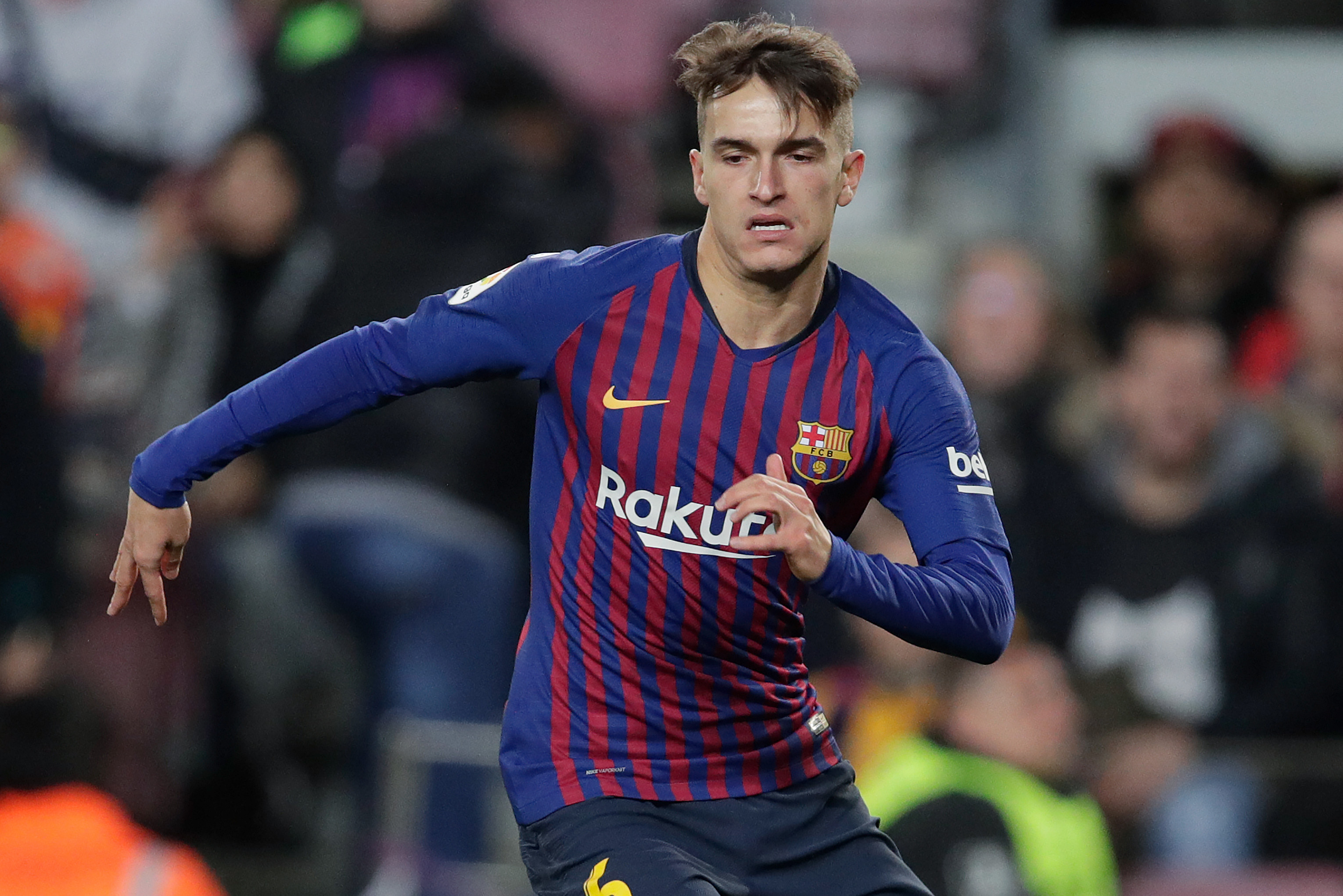 Denis Suarez Leaves Barcelona for Celta Vigo on 4-Year Contract | Bleacher  Report | Latest News, Videos and Highlights