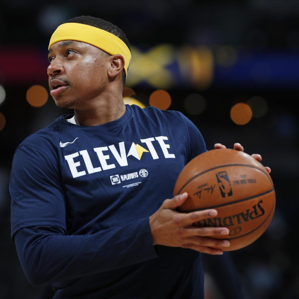 Nuggets Rumors: Isaiah Thomas Rumors: Wizards Considering Contract Offer