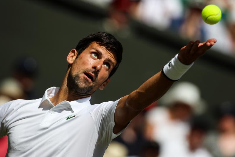Wimbledon 2019: Djokovic, Halep's Wins Highlight Monday's Results from London