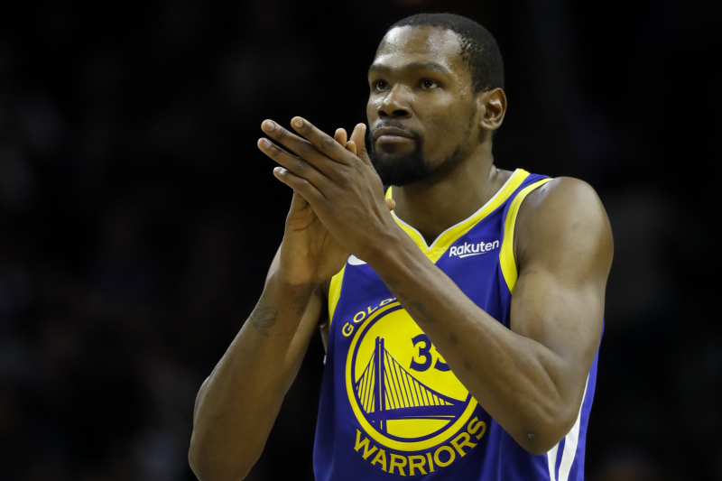 Anonymous Source on Kevin Durant: Warriors' Drama 'Showed a Lack of Respect'