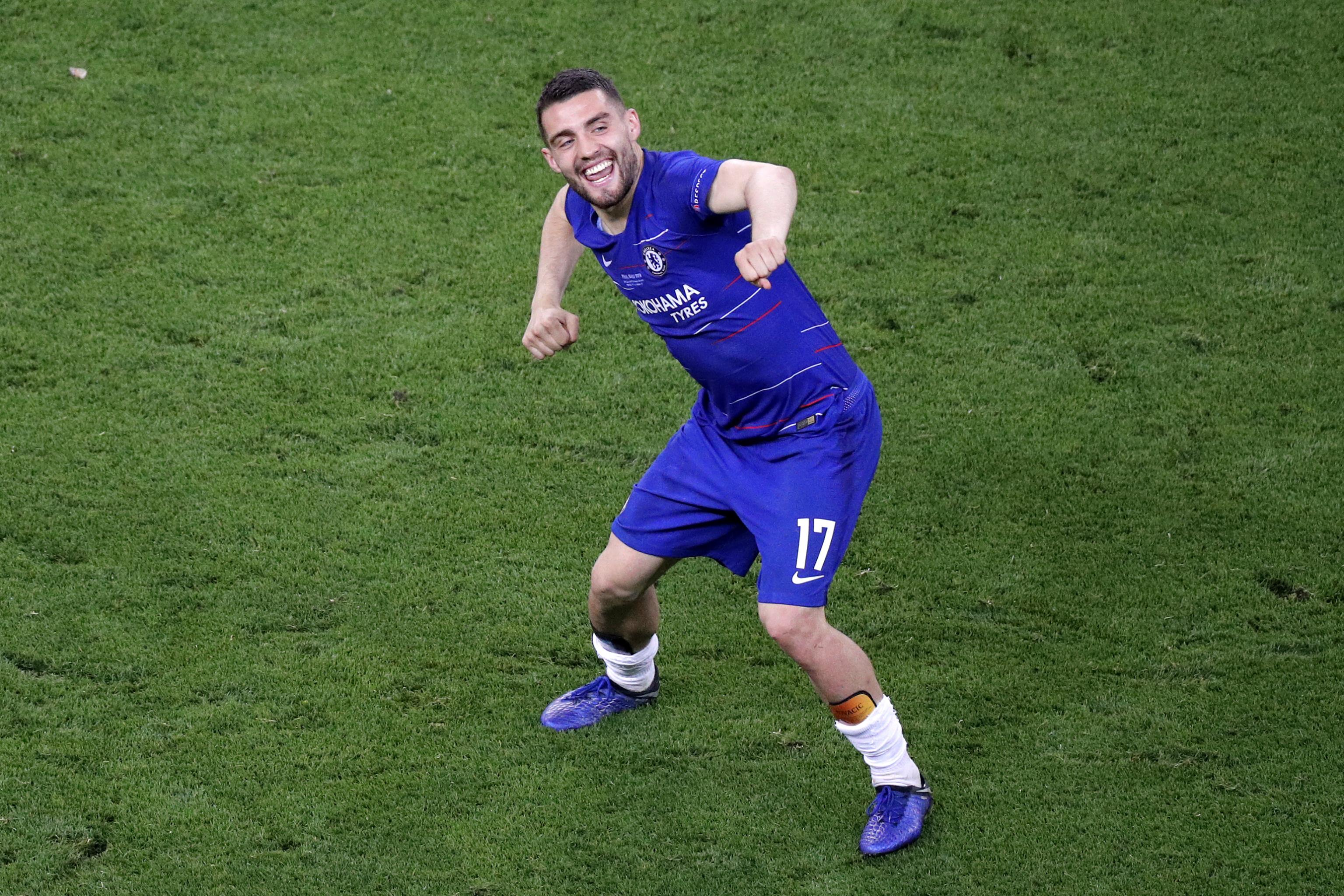 best service b2812 f7c43 Mateo Kovacic Completes Chelsea Transfer from Real Madrid ...