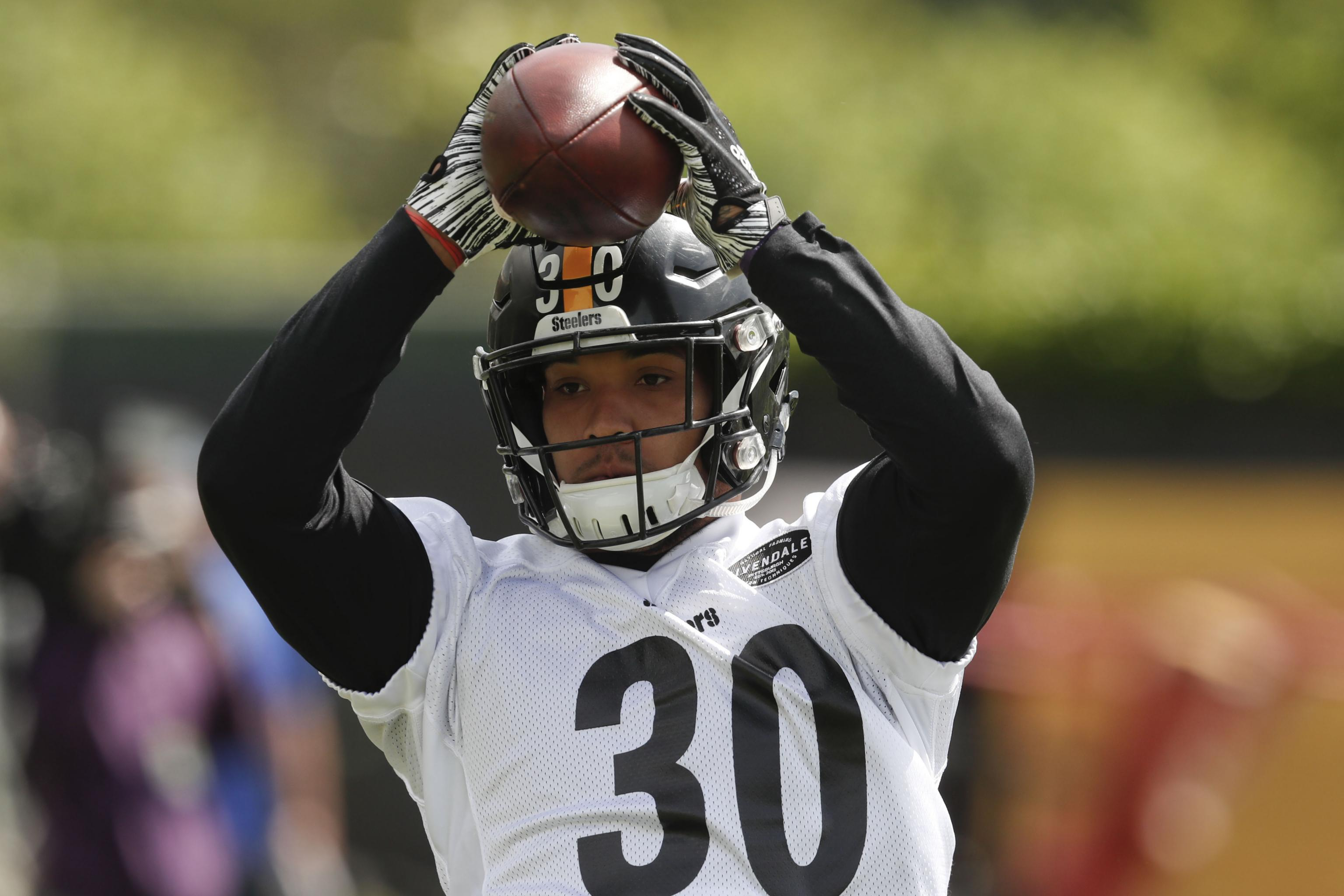 b5561331 James Conner on Antonio Brown, Le'Veon Bell Exits: We're Going to Be ...