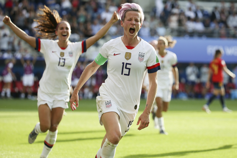 Women's World Cup 2019: Semifinal Odds, Schedule and Bracket Predictions