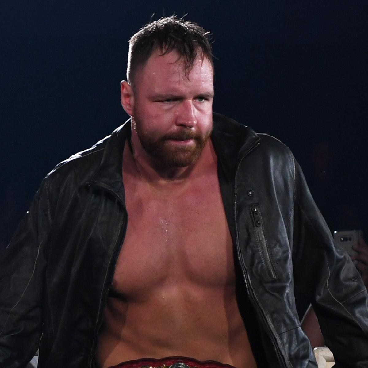 Look: Jon Moxley Shares Gnarly Image of Scars on His Back After AEW Fyter Fest