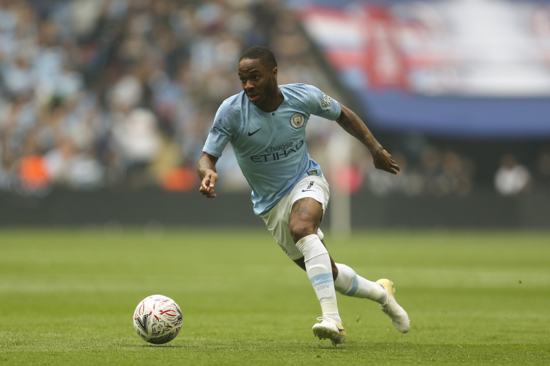 Raheem Sterling: 'It's Always Been a Dream of Mine to Play Abroad'
