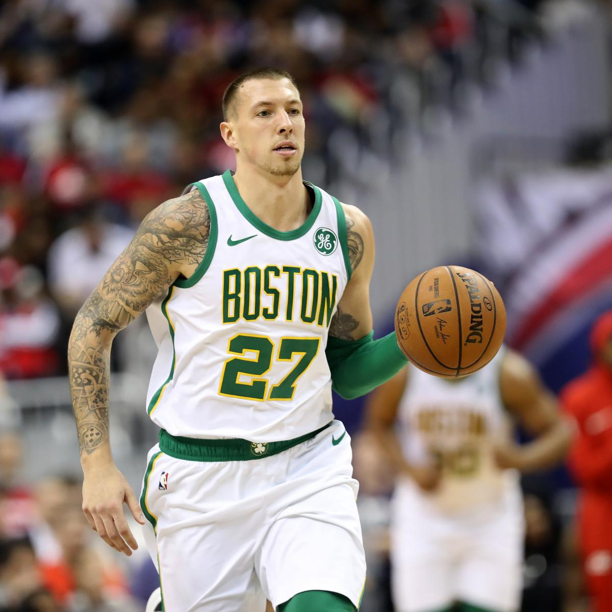 Daniel Theis Instagram