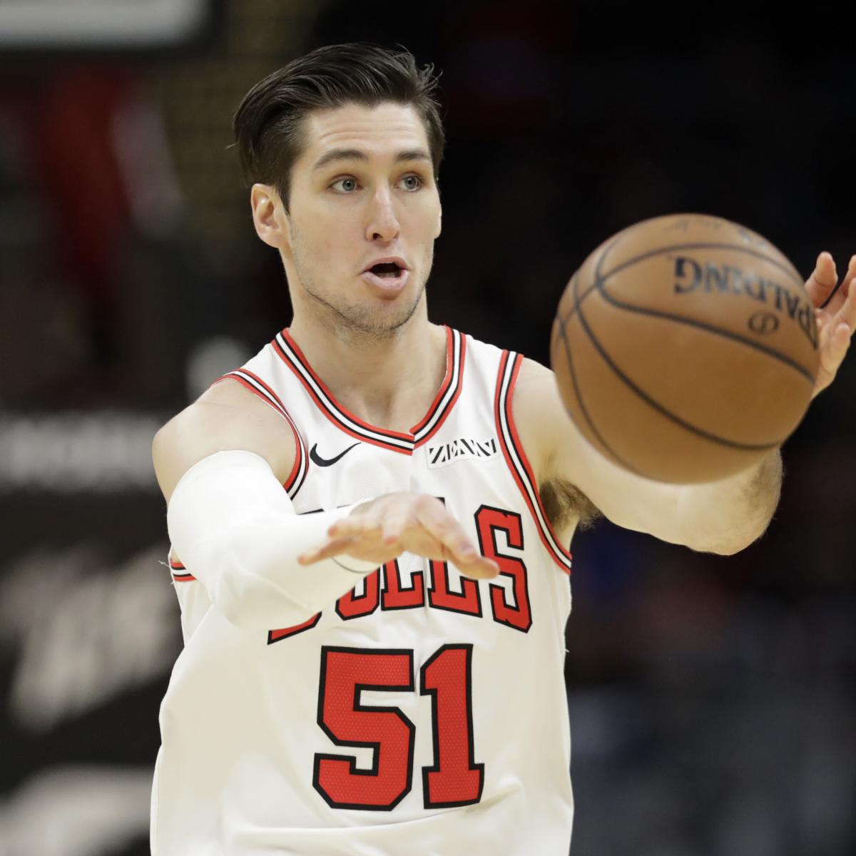 Ryan  Kornet, Ex-Knicks Luke Arcidiacono Bulls Rumors: PF