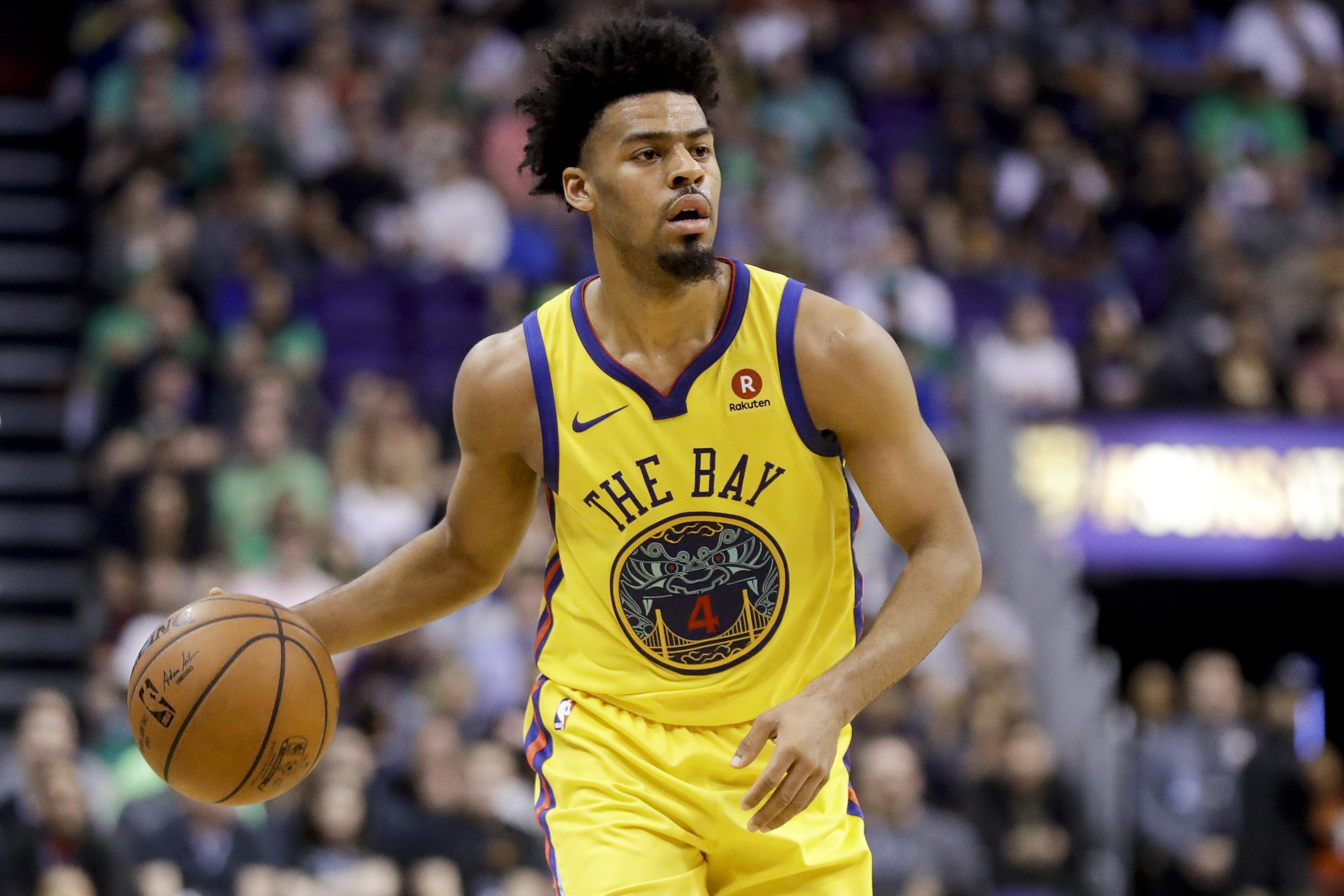 reputable site 6adf3 2cba8 Warriors Rumors: Quinn Cook Qualifying Offer Rescinded ...