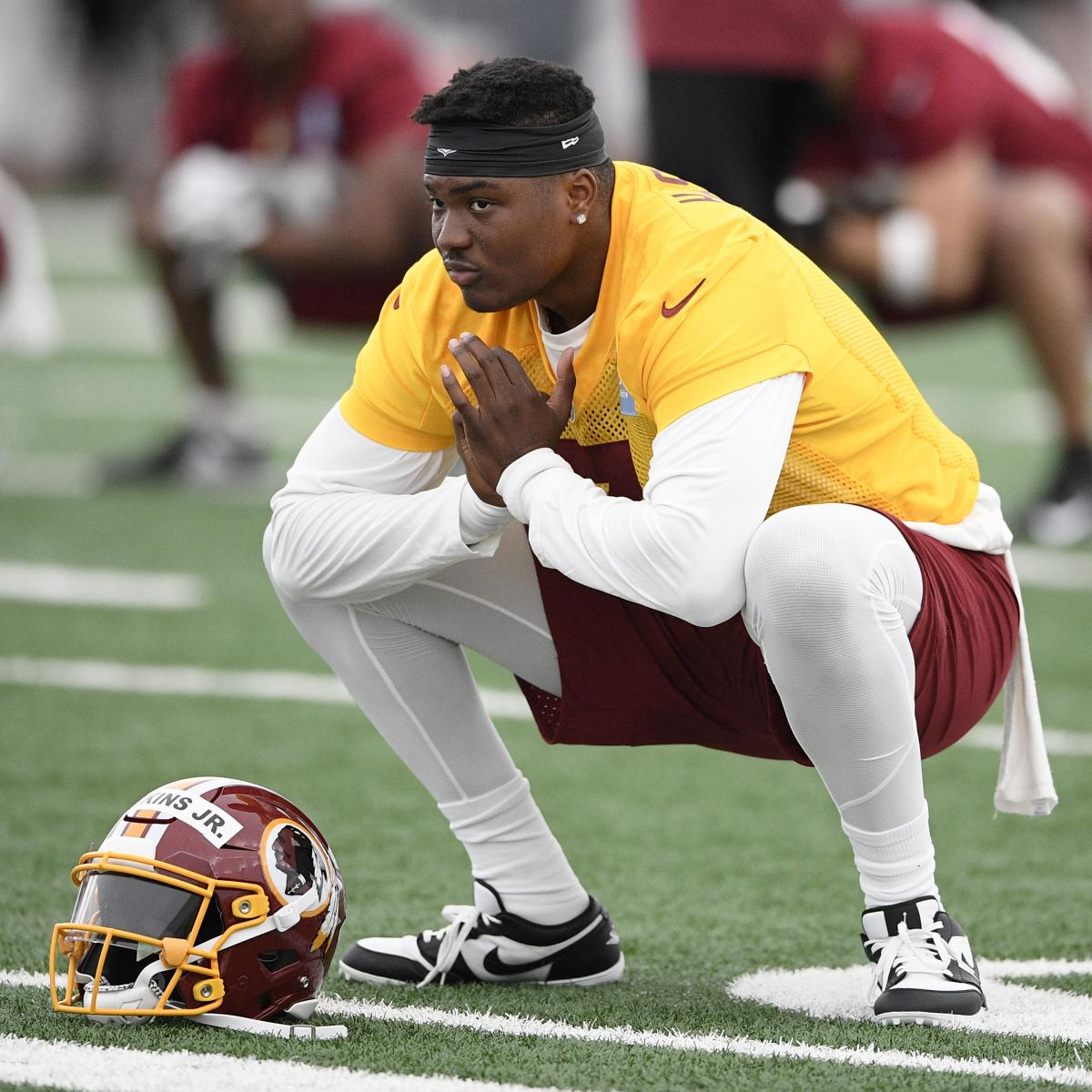 Dwayne Haskins Should Sit as a Rookie, But Not for the ...