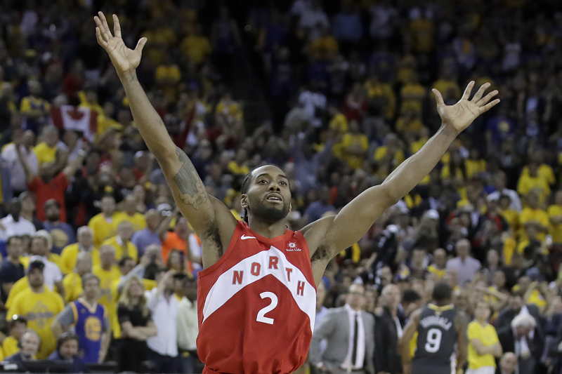 Jalen Rose '99% Hearing' Kawhi Leonard Will Sign with Raptors on 2-Year Contract