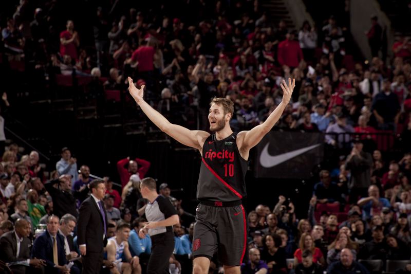Ex-Blazers F Jake Layman to Sign 3-Year, $11.5M Contract with T-Wolves