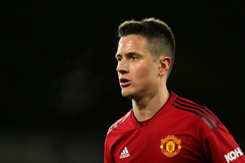 Ander Herrera Signs 5-Year PSG Contract After 5 Seasons with Manchester United