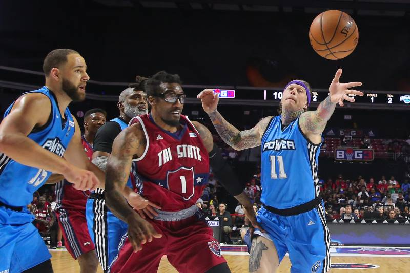 BIG3 Basketball League: TV Schedule, Live Stream, Rosters