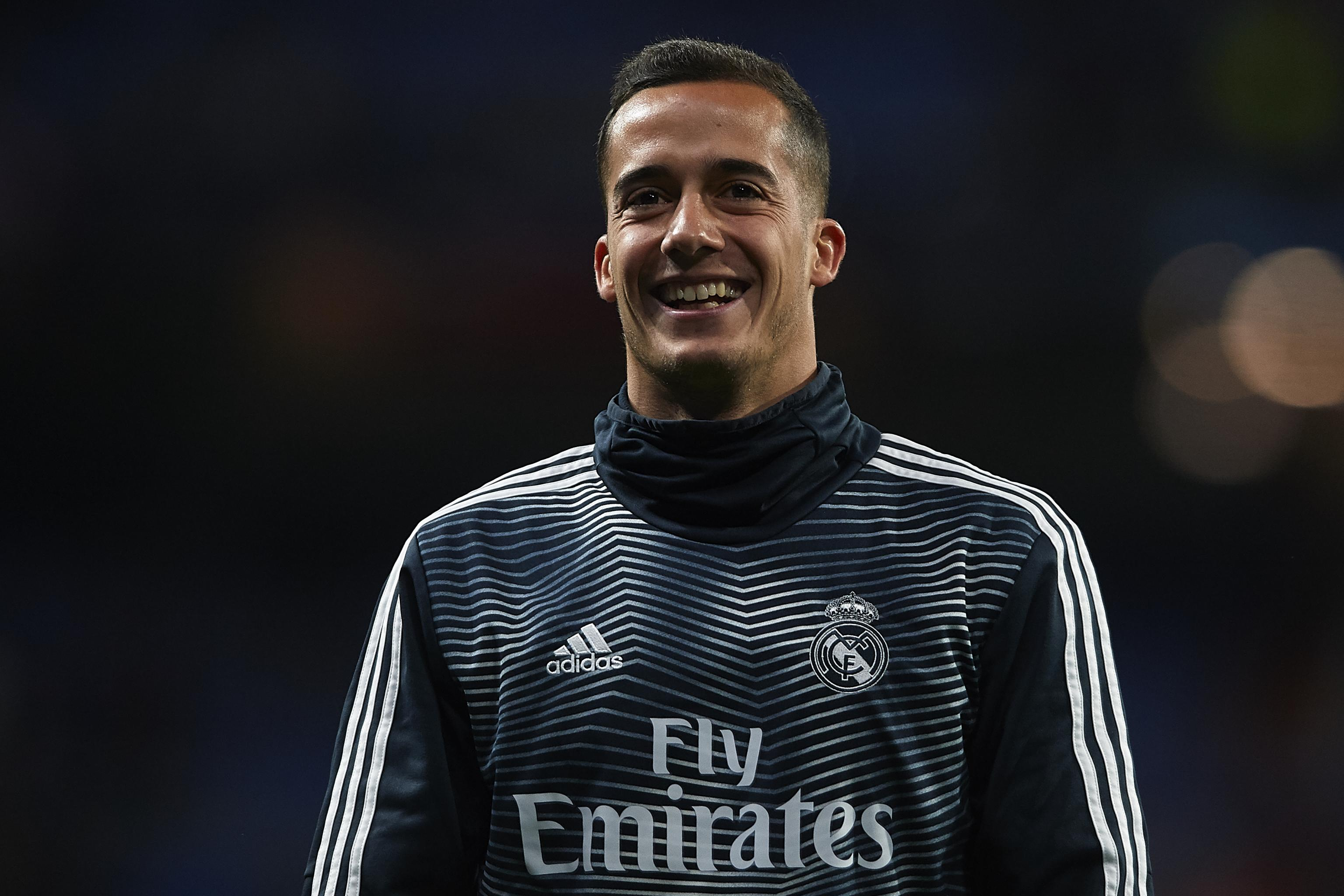 half off e3a90 81cb9 Report: Arsenal, Real Madrid in Talks over €35 Million Lucas ...