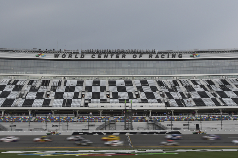 NASCAR at Daytona Qualifying Canceled Due to Weather; Field Set by Owner Points