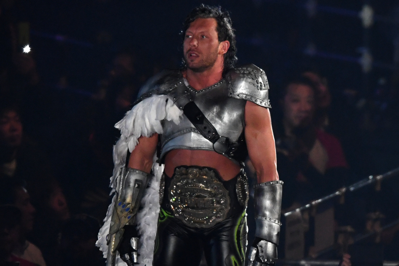 Kenny Omega Beats Cima at AEW Fight for the Fallen