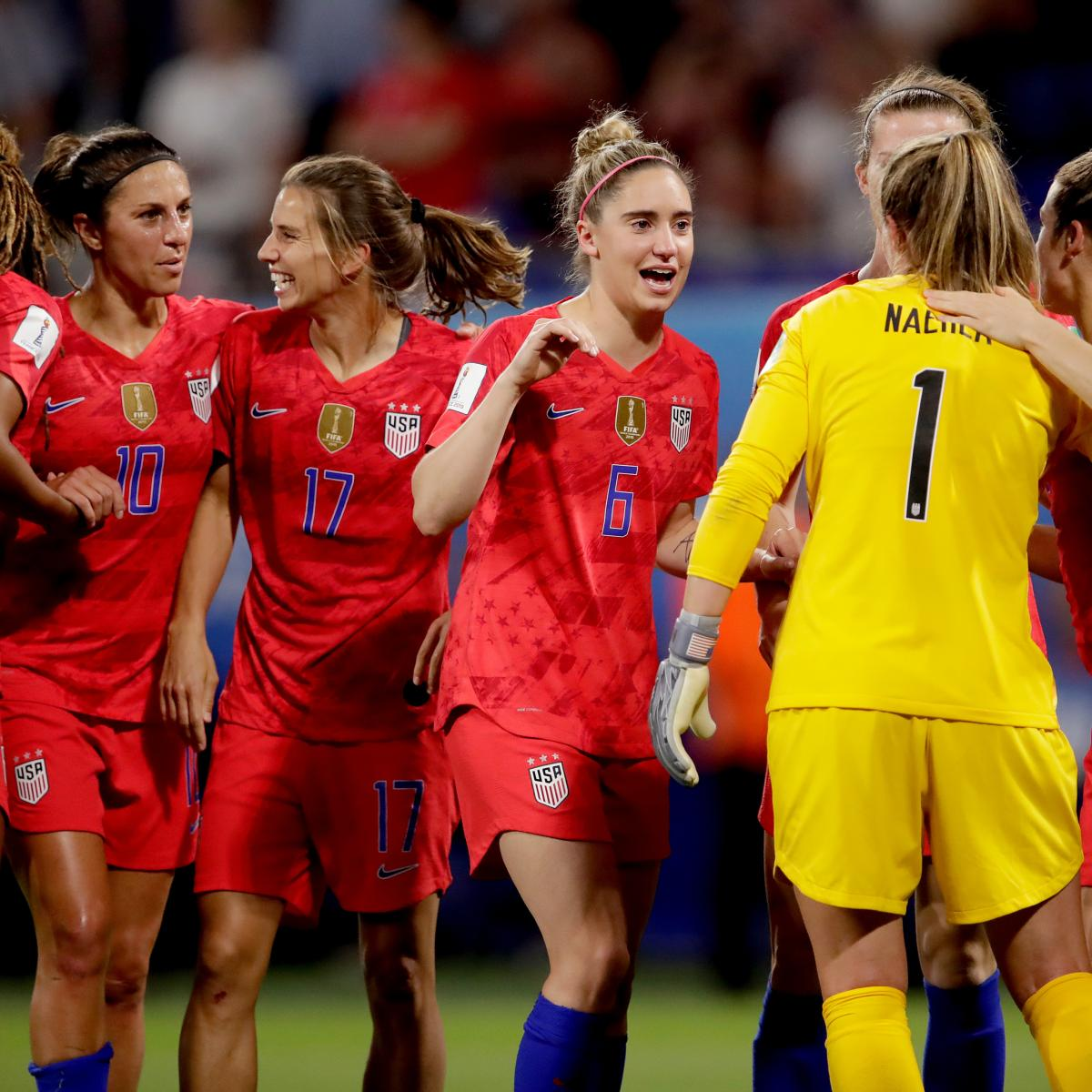 Champions League 2019 Live Stream Odds For Tuesday S: USA Vs. Netherlands: Odds, Live Stream, TV Info For Women