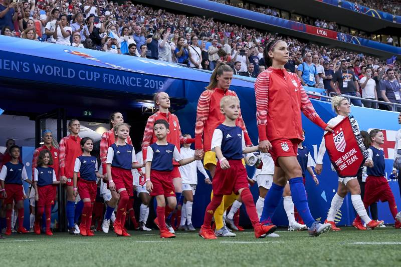 Women S World Cup Finals 2019 Championship Schedule Odds And Info