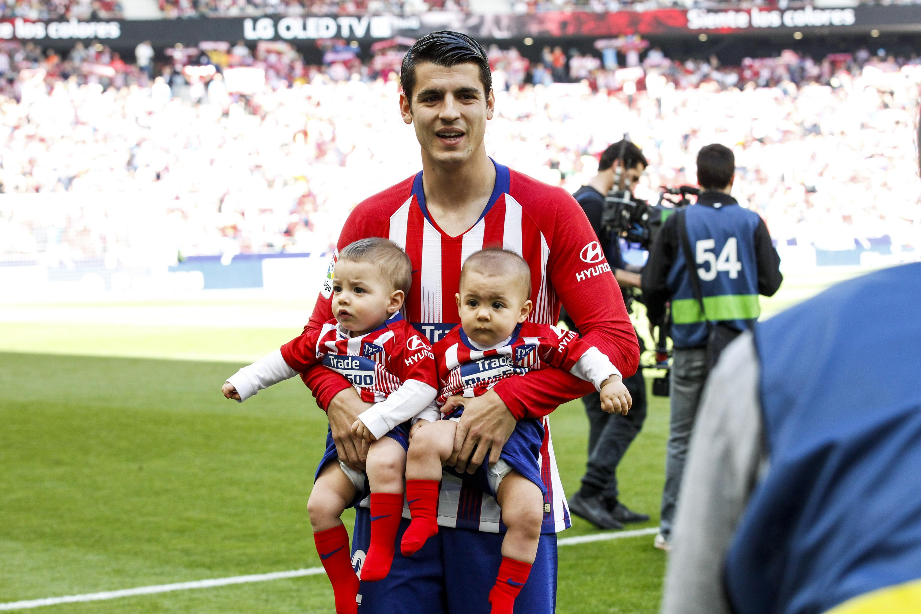 Alvaro Morata Agrees To 2020 Atletico Madrid Transfer After Loan From Chelsea Bleacher Report Latest News Videos And Highlights