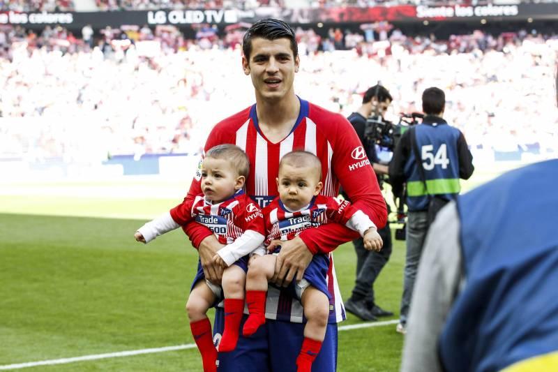 Alvaro Morata Agrees To 2020 Atletico Madrid Transfer After Loan
