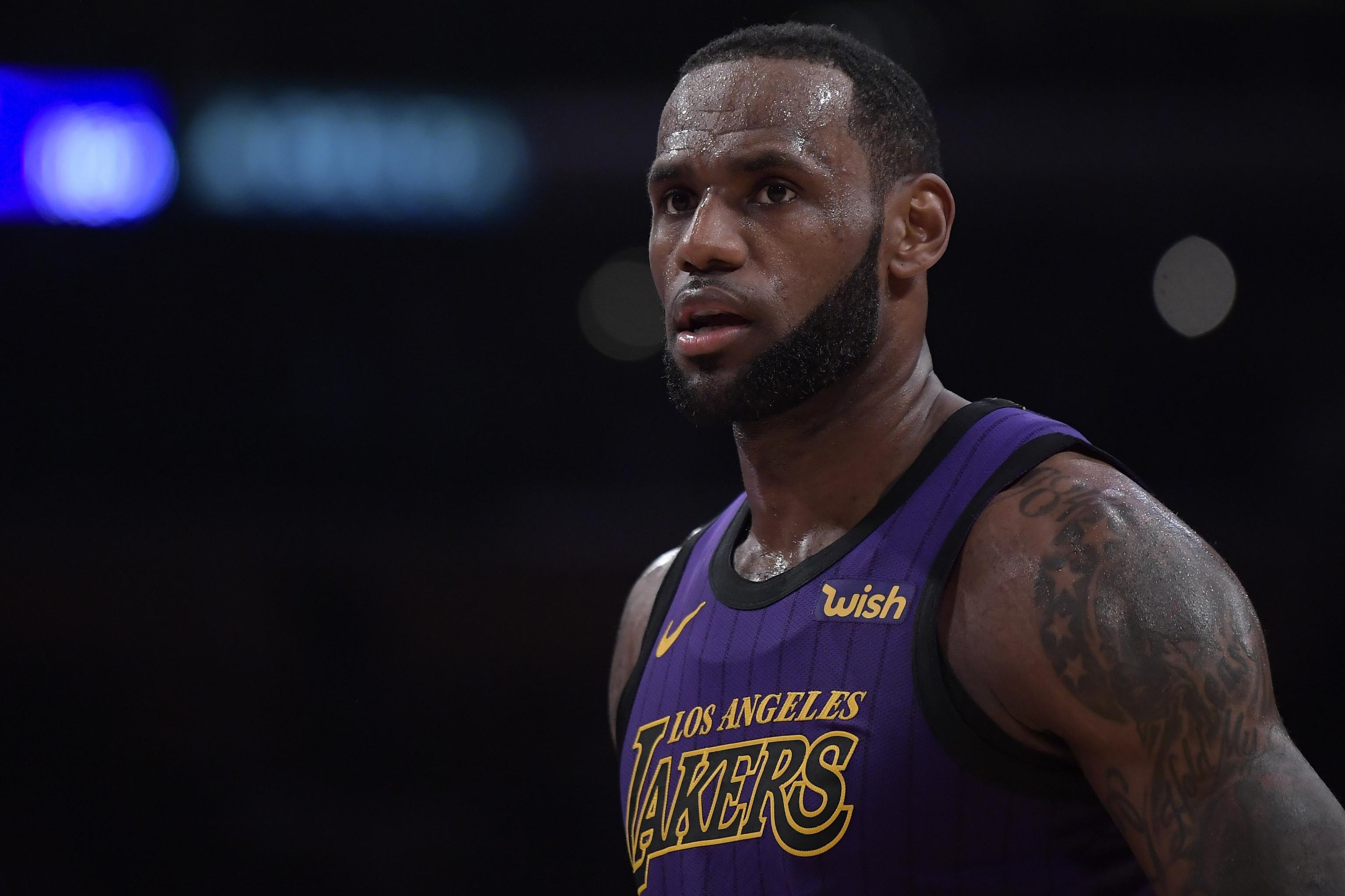 LeBron's Title Odds Shrink as the Player Empowerment Movement He Started Grows