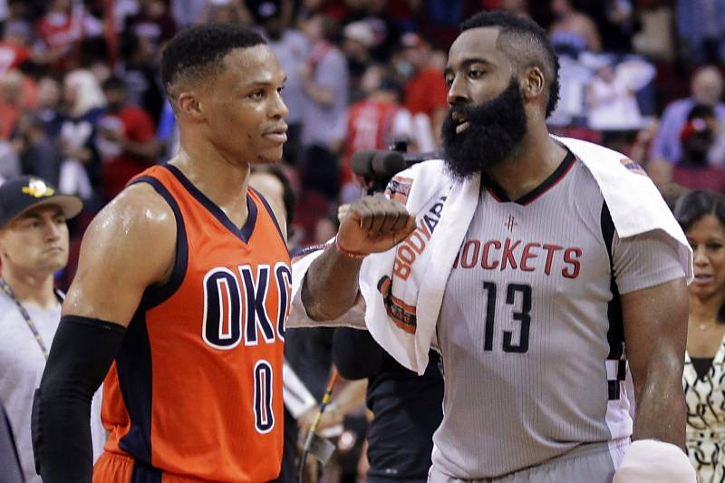 Russell Westbrook Trade Rumors Rockets Pinpointed For James