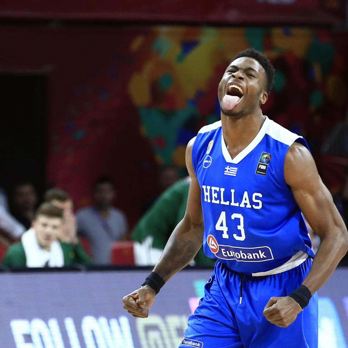 Thanasis Antetokounmpo is set to play alongside his brother, reigning NBA MVP Giannis Antetokounmpo , after reportedly reaching an agreement with the Milwaukee Bucks on a two-year contract...