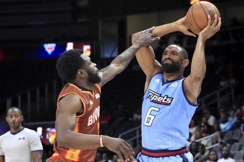BIG3 League Basketball 2019 Results: Joe Johnson's Huge Game