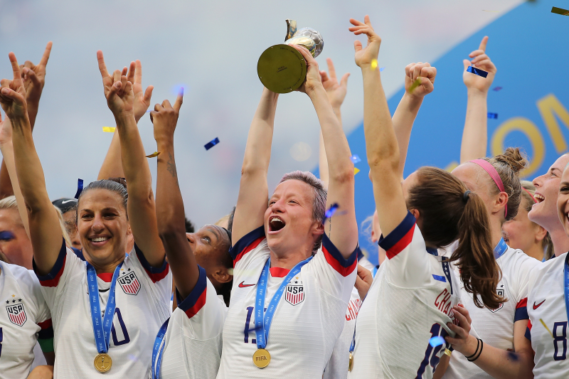 Women's World Cup Final 2019: Top Comments from USA's Win vs. Netherlands