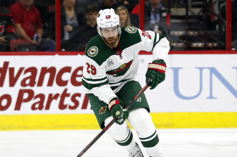 NHL Rumors: Latest Buzz on Potential Greg Pateryn Trade, Robin Lehner Talks