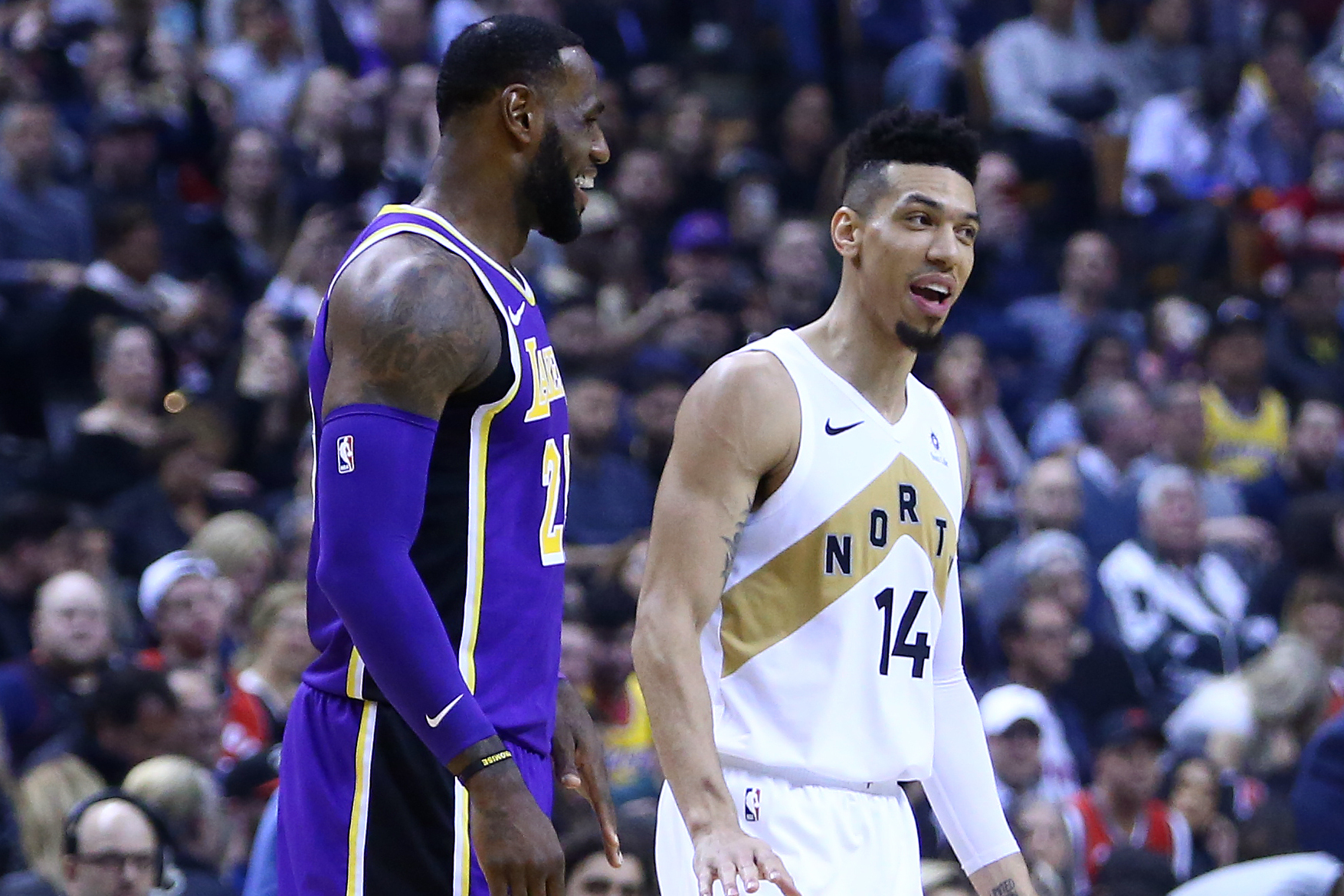 Danny Green To Lakers Always Made Sense Even With Kawhi S Sights Set On Lac Bleacher Report Latest News Videos And Highlights