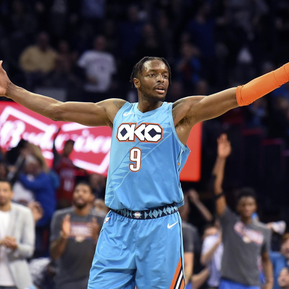 Woj: Thunder Trade Jerami Grant To Nuggets For 2020 1st