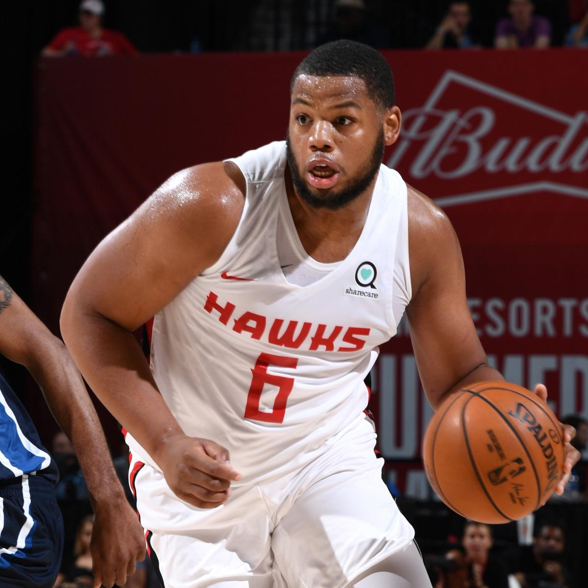 Omari Spellman Traded To Warriors From Hawks For Damian