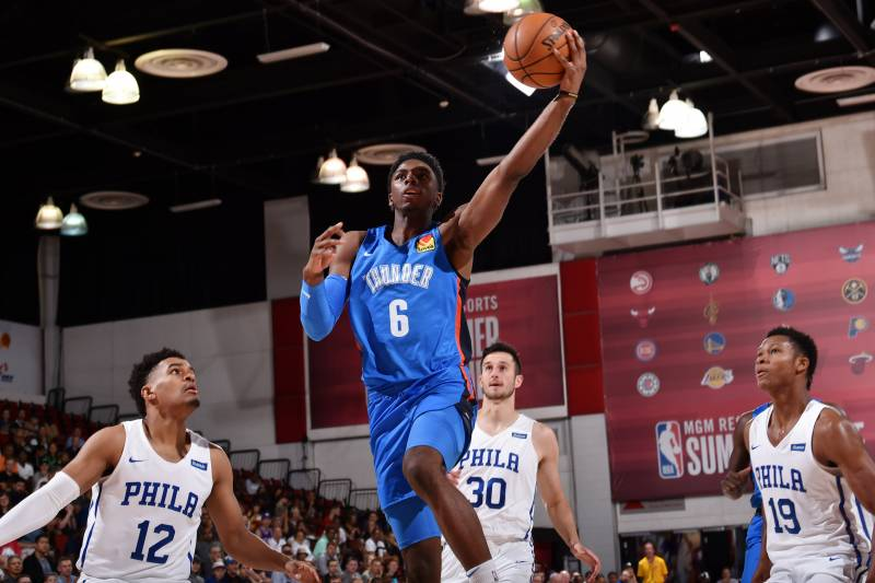 NBA Summer League 2019: Scores and Highlights from Monday's