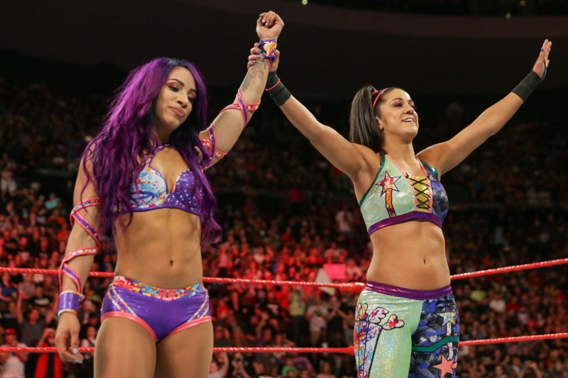 All Clues Point to a Sasha Banks Return at WWE Extreme Rules to Save Bayley