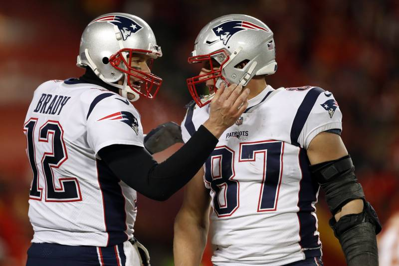 Rob Gronkowski Confirms Workout With Tom Brady It Was