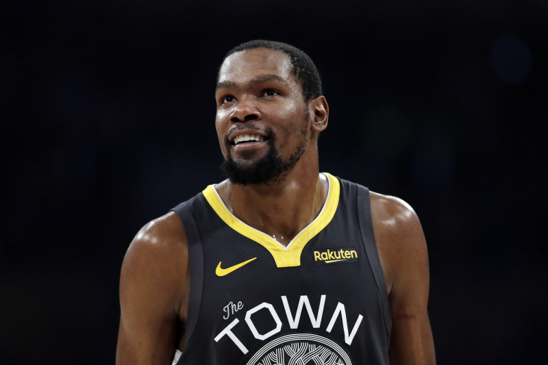 Sean Marks Asked Nets Training Staff If It Favored Kevin Durant Max Contract