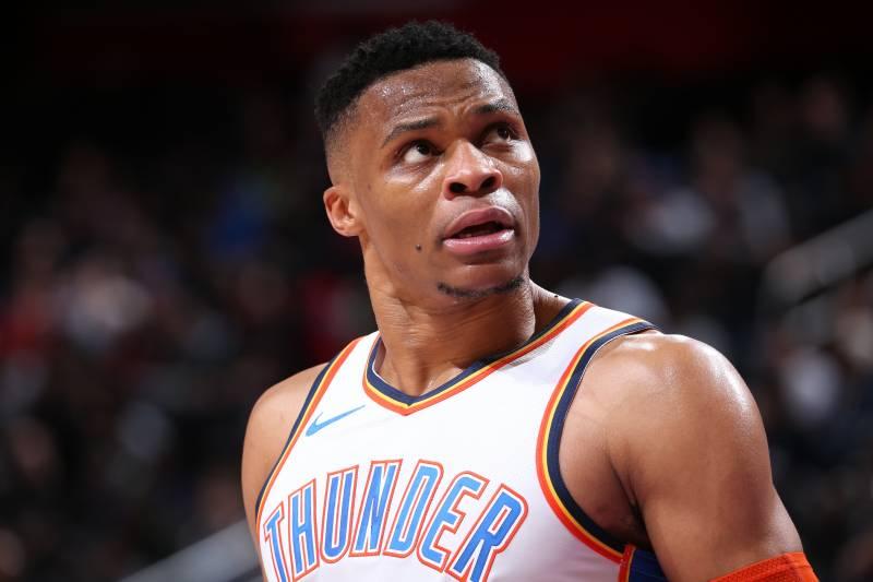 Russell Westbrook Trade Rumors: Pistons 'Lukewarm' on