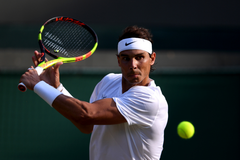 Rafael Nadal Advances to 2019 Wimbledon Semi-Finals, Will Face Roger Federer