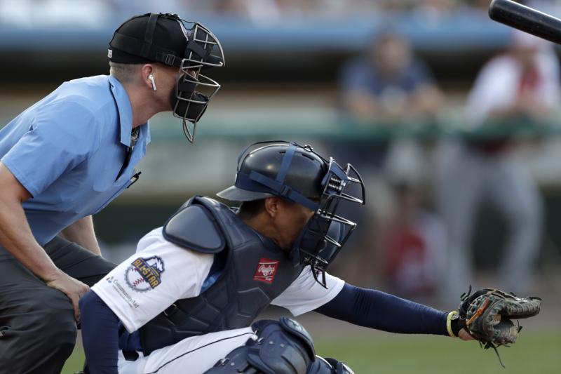 Atlantic League Debuts 'Robot Umpires' at 2019 All-Star Game