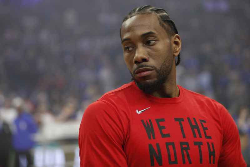 NBA Rumors: Kawhi Leonard Made 'Unreasonable' Requests from Raptors in Talks