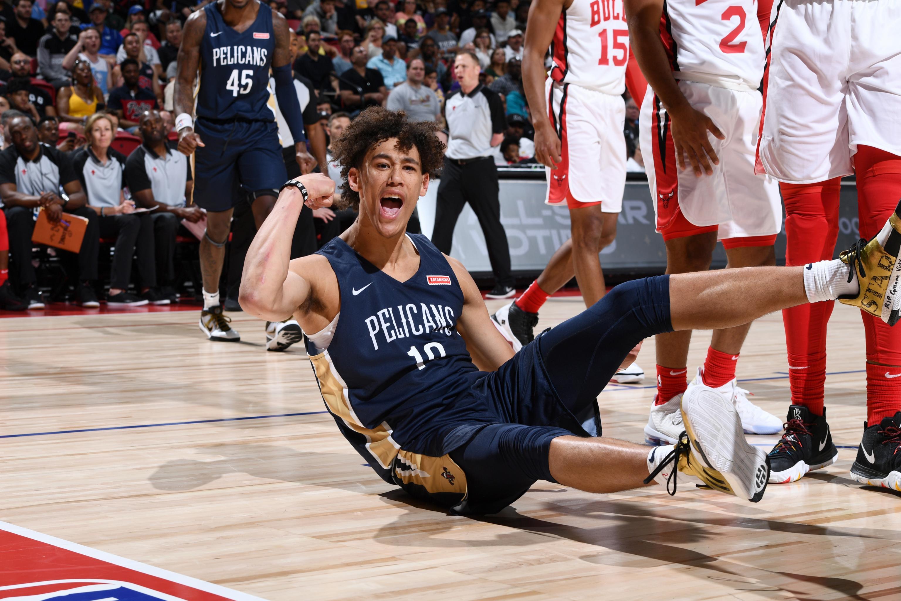 Meet The Other Pelicans Rookie Who Stole The Nba Summer League Spotlight Bleacher Report Latest News Videos And Highlights