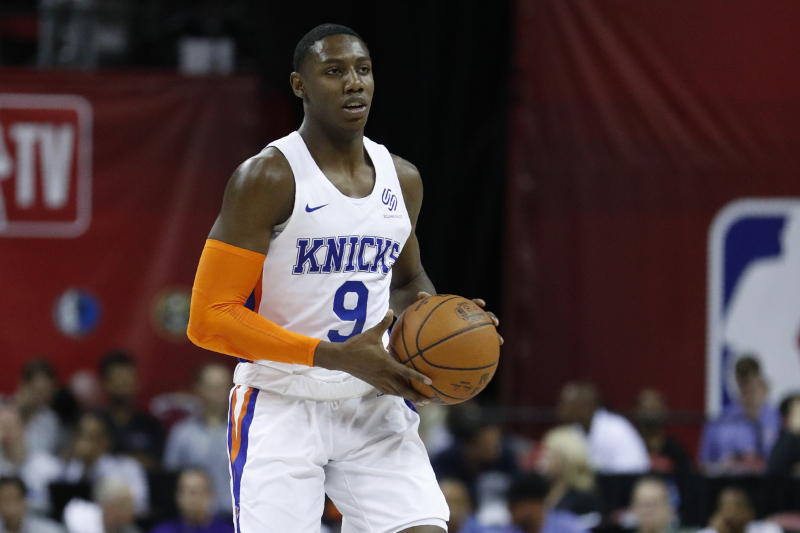 Buying or Selling RJ Barrett's Bizarre Summer League Showing